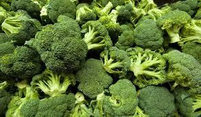 Broccoli in salsa di taleggio
