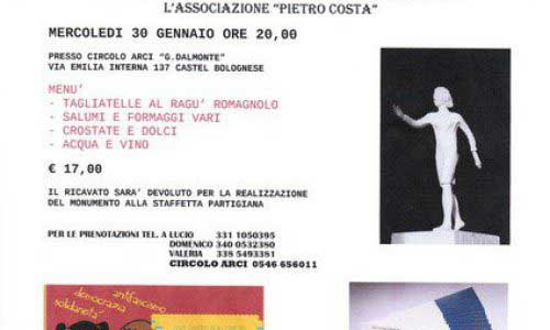 Donne e antifascismo, un monumento a Castel Bolognese
