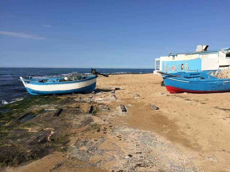 Sud in camper – 8 Porto Canne