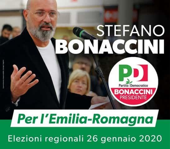 Bonaccini_Per l'Emilia-Romagna_Regionali